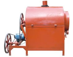 Oilseeds roaster is used for pre-pressing some oilseeds such as peanuts, rapeseed, flaxseed, sesame, etc. Roasting process ensures high oil yield and makes the oil tastier; Press Machine, Seed Oil, Save Energy, Homestead, Grilling, Seeds, Rice, Outdoor Decor, Crickets