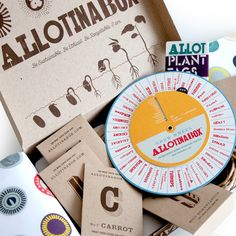 """Urban """"grow your own"""" kit by Allotinabox (UK).  All you need to grow food on balconies, rooftops, in window boxes or pots."""