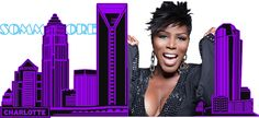 Queen of Comedy comes to Charlotte: Sommore performs for two live tapings for her new comedy special  http://web.gastongazette.com/interactive/sommore/
