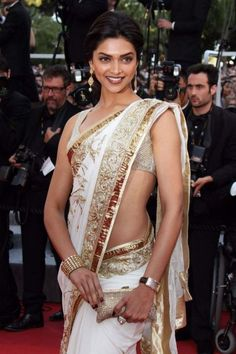 Deepika Padukone On The Red Carpet