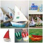 20 Boat Craft Ideas – Summer Fun!