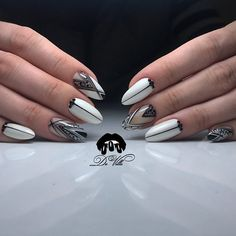 "247 Likes, 1 Comments - @best_manicure.ideas on Instagram: ""Автор @deville_nails Follow us on Instagram @best_manicure.ideas @best_manicure.ideas…"""