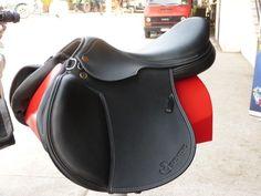 nice fregin saddle!! | prestige eventing saddle