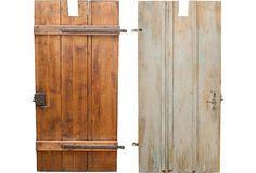 Found European Door XIV