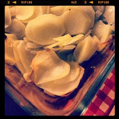 Pommes de terre (à la) Boulangère | Kaellie's World
