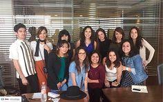 Gracias a @imodae por este curso  y a todos los asistentes, me encantó conocerlos.  #imagen #bloggers #CDMX