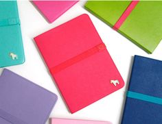 2015 Donbook K Pony Color Rubber Band Diary Planner Journal Scheduler Agenda #Donbook