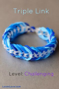 How to Make the Triple Link Chain
