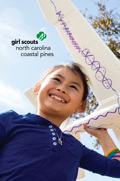 Unleash your G.I.R.L. power! Join Girl Scouts today.