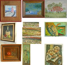 Antique and vintage paintings for sale more than 500 to choose from #painting http://www.ebay.com/sch/m.html?_sop=10&_ssn=haillais&_armrs=1&_from=R40&_sacat=0&_nkw=painting&_ipg=200&rt=nc