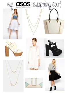 Shopping Cart: Asos 8.27.14