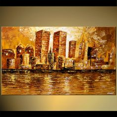 osnat paintings | Abstract art by Osnat Tzadok