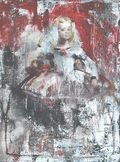Rimi Yang - Contemporary Artist - Figurative Painting Florence Academy Of Art, Appropriation Art, Impressionist Art, Arte Pop, Korean Artist, Mixed Media Painting, Gravure, Life Drawing, Figure Painting