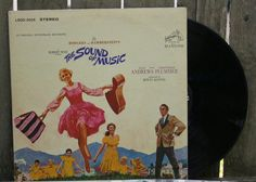 The Sound of Music by JoyousVintage on Etsy, $8.00 SOLD