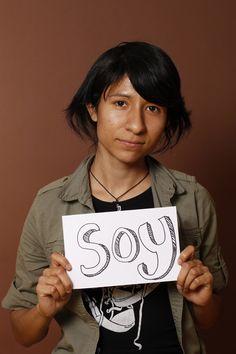 I Am, Ana Marmolejo, Estudiante, México.