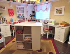 Hello, everyone!   So glad you stopped by for a visit.   I have been thinking about this addition to my craft room for a while now, but, ...