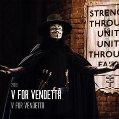 Film Önerisi : V For Vendetta, 2005. #koseliobjektif #instagram #facebook #twitter #youtube #pinterest #film #sinema #fragman #movie #cinema #trailer #films #movies #trailers #imdb #vforvendetta