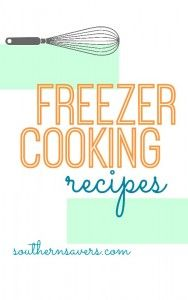 Trying to learn how to freezer cook? We made 26 meals in 4 hours. Here are some tips and recipes to help you do the same for quick and tasty meals.