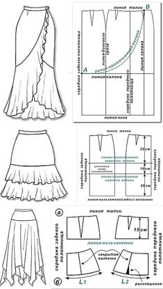 Amazing Sewing Patterns Clone Your Clothes Ideas. Enchanting Sewing Patterns Clone Your Clothes Ideas. Sewing Dress, Skirt Patterns Sewing, Sewing Clothes, Clothing Patterns, Diy Clothes, Sewing Projects For Beginners, Sewing Tutorials, Sewing Tips, Sewing Hacks