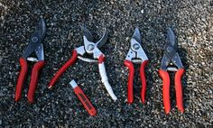 FELCO pruners collection