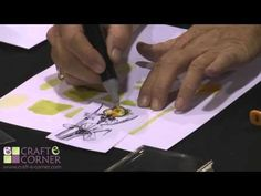 ▶ Crafter's Companion New Spectrum Noir Blendable Alcohol Markers - YouTube