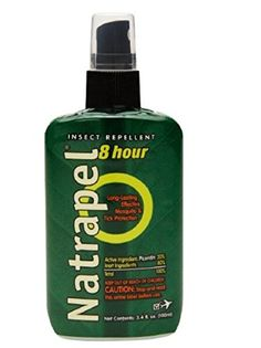 Natrapel 8 Hour Insect Repellent Uncarded Pump 34 oz9PK ** Want additional info? Click on the image.