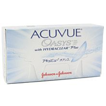 Acuvue contact lenses by Johnson & Johnson Vision CAre