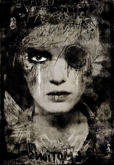 Sandrine Pagnoux, Masks, Hidden Identity, Secrecy, Espionage, Creation, Dark Clash