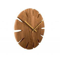 Dubové hodiny vlaha VCT1013, 33cm Clock, Wall, Home Decor, Watch, Decoration Home, Room Decor, Clocks, Walls, Home Interior Design