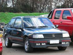 Peugeot 309 gti 309 Gti, Peugeot France, Rally Car, Antique Cars, Classic Cars, Automobile, Retro, Vehicles, Fans