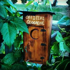 Here's a cute little geocache container.  It's nice when hiders go the extra mile to make a fun container.  (pinned from websta to Creative Geocache Containers - pinterest.com/islandbuttons/creative-geocache-containers/)  #IBGCp