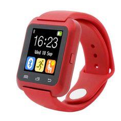 Smartwatch Bluetooth Smart Watch U80 for iPhone IOS Android Windows Phone Wear Clock Wearable Device Smartwach PK U8 GT08 DZ09