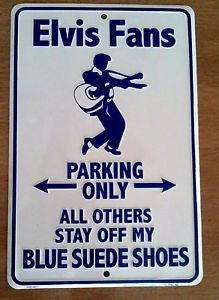 Elvis Presley Parking Sign Collectors metal sign Elvis Fans parking only You can buy this item now by clicking on this picture! King Elvis Presley, Elvis Presley Family, Elvis Presley Photos, Rock And Roll, Elvis Birthday, Birthday Cake, Are You Lonesome Tonight, Elvis Memorabilia, Parking Signs
