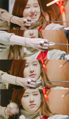 My archery girl!!
