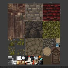 Cremuss' handpainted thread - Page 4 - Polycount Forum