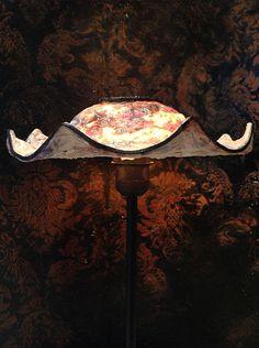 Lampenkapje/lampshade Carrousel de la vie van MargrietThissen op Etsy