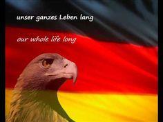 ▶ Deutsche Nationalhymne, German National Anthem With Lyrics - YouTube