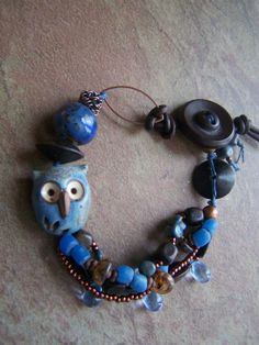 Seek Wisdom by JustImagineJewelry on Etsy, $38.00