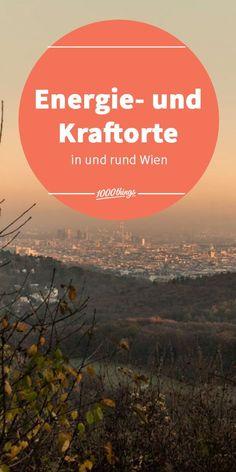 Wir sagen dem Herbstblues den Kampf an und präsentieren Energie- und Kraftorte in und rund um Wien, an denen ihr eure Batterien wieder auffüllen und gute Laune tanken könnt. Blues, Sport, Movies, Movie Posters, Walking Paths, Medieval Castle, Good Mood, Road Trip Destinations, Deporte