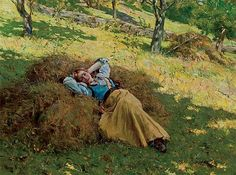 Henry Mosler (1841 – 1920) – Pintor Americano_4