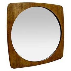 Wood Wall Mirror - Threshold™ : Target