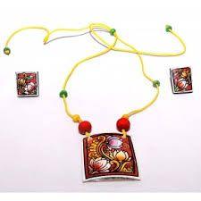 Image result for kerala mural  jewellery