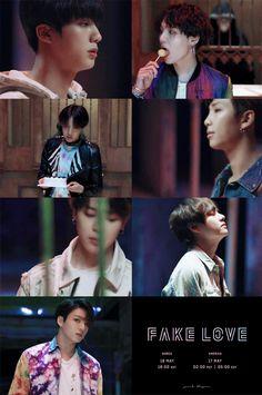 #BTS #방탄소년단 <FAKE LOVE> Official Teaser 1