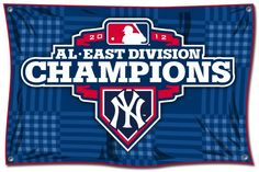 Yankees are A.L. East champs AGAIN!