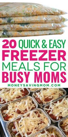 Make Ahead Freezer Meals, Freezer Cooking, Frugal Meals, Cooking Recipes, Easy Freezable Meals, Budget Freezer Meals, Freezer Recipes, Healthy Crockpot Freezer Meals, Premade Freezer Meals