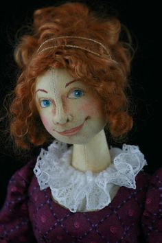 EPattern for Gather Ye Rosebuds Cloth Doll by themagicbean on Etsy, $10.00