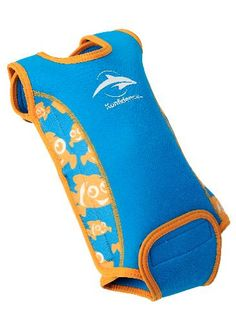 Does your baby get cold as soon as they hit the water? Check out this amazing wetsuit from Babywarma