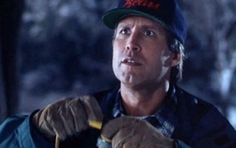 Clark Griswold, checking lights