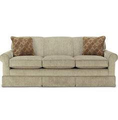 Art Van on sale $699 from $1050  Appears beige and should match brown recliners