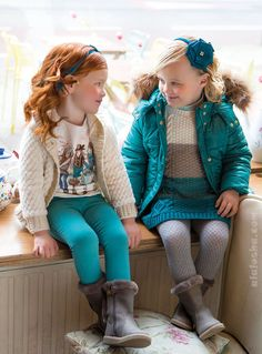 My future daughter(Ginger) and Hannah, Madi, or Kaisha's future daughter(Blondie). ;) @kaishatate @hannahzabriskie @cutepurplecupca